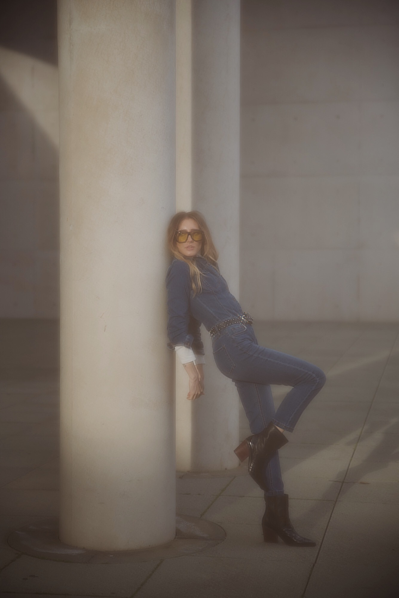 Denim Overall | Lisa Fiege | Blog & Content Creation | Köln